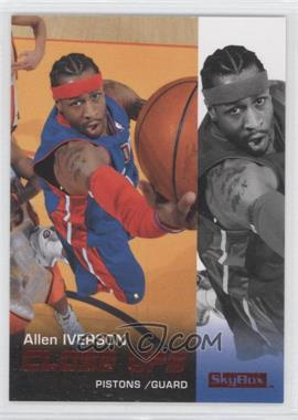 2008-09 Skybox - [Base] - Ruby #181 - Allen Iverson /50
