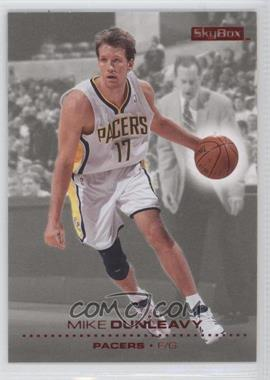 2008-09 Skybox - [Base] - Ruby #57 - Mike Dunleavy Jr. /50