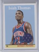 Isiah Thomas #/50