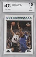 Kevin Love [BCCG Mint]