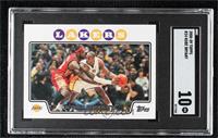 Kobe Bryant (Guarded by LeBron James) [SGC10GEM]