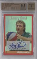 Larry Bird /3 [BGS 9.5 GEM MINT]