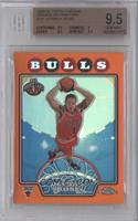 Derrick Rose /499 [BGS 9.5 GEM MINT]