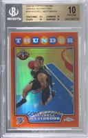 Russell Westbrook [BGS 10 PRISTINE] #/499
