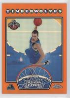 Kevin Love #/499