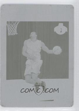 2008-09 Topps Chrome - [Base] - Printing Plate Cyan #207 - Joey Dorsey /1