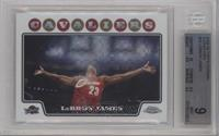 Lebron James [BGS 9] #176/288
