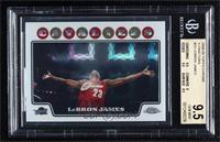 Lebron James [BGS9.5GEMMINT] #/288
