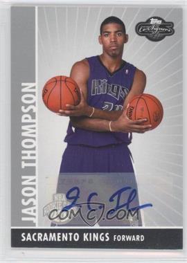 2008-09 Topps Co-Signers - [Base] - Rookie Autographs #112 - Jason Thompson /350
