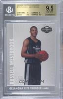 Russell Westbrook [BGS9.5GEMMINT] #/2,008
