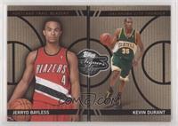 Jerryd Bayless, Kevin Durant #/399