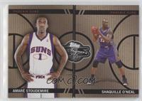 Amar'e Stoudemire, Shaquille O'Neal /399