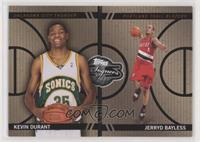 Kevin Durant, Jerryd Bayless #/399