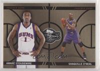 Amar'e Stoudemire, Shaquille O'Neal #/199