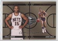 Vince Carter, Jerry West /199