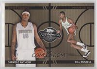 Carmelo Anthony, Bill Russell /199