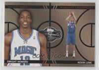 Dwight Howard, Kevin Love #/199