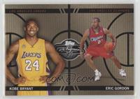Kobe Bryant, Eric Gordon [EX to NM] #/199