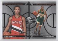 Jerryd Bayless, Kevin Durant /99