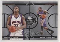 Shaquille O'Neal, Amar'e Stoudemire #/99