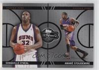 Shaquille O'Neal, Amar'e Stoudemire /99