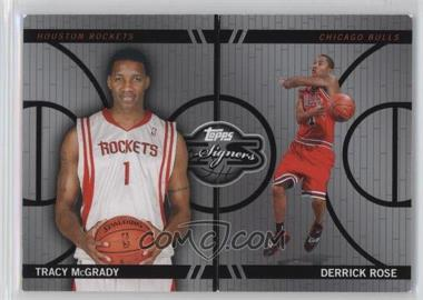 965a7570bdcd 2008-09 Topps Co-Signers - Changing Faces - Silver  CF-41-1 - Tracy McGrady
