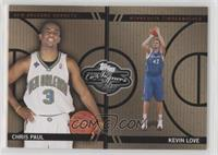 Chris Paul, Kevin Love #/399