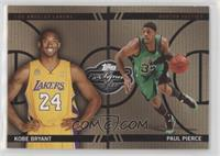 Kobe Bryant, Paul Pierce #/399