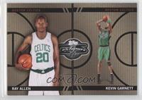 Ray Allen, Kevin Garnett /199