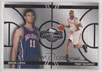 Brook Lopez, Tracy McGrady #/899