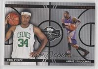 Amare Stoudemire, Paul Pierce #/899