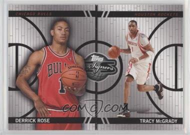 d7c2277c8e39 2008-09 Topps Co-Signers - Changing Faces  CF-1-41 - Derrick Rose ...