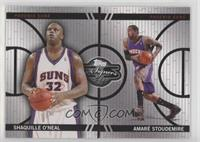 Amare Stoudemire, Shaquille O'Neal #/899