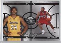 Kobe Bryant, Eric Gordon #/899