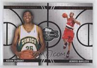 Kevin Durant, Jerryd Bayless #/899