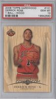 Derrick Rose /299 [PSA 10 GEM MT]
