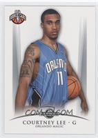 Courtney Lee (Two Balls) /2009