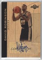 David Robinson /39