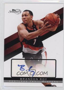 2008-09 Topps Signature - [Base] - Autograph [Autographed] #TSA-BR - Brandon Roy /649