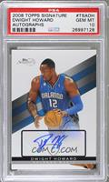Dwight Howard [PSA 10 GEM MT] #/2,499