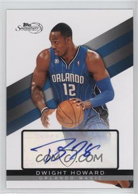 2008-09 Topps Signature - [Base] - Autograph [Autographed] #TSA-DH - Dwight Howard /2499