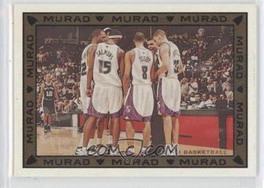 2008-09 Topps T-51 Murad - Checklists #16 - Mikki Moore, Shelden Williams, Quincy Douby, Francisco Garcia, Reggie Theus
