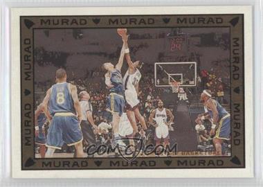 2008-09 Topps T-51 Murad - Checklists #18 - Andris Biedrins, Mikki Moore