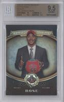 Derrick Rose /2008 [BGS 9.5 GEM MINT]