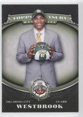 2008-09 Topps Treasury - [Base] #104 - Russell Westbrook