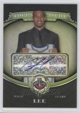 2008-09 Topps Treasury - Rookie Refractor Autographs #133 - Courtney Lee