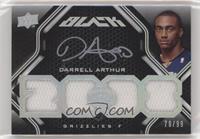 Darrell Arthur #/99