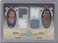Steve Nash, Chris Paul /10