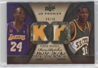 Kobe Bryant, Kevin Durant /50