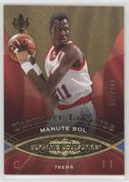 Manute Bol [Noted] #/499